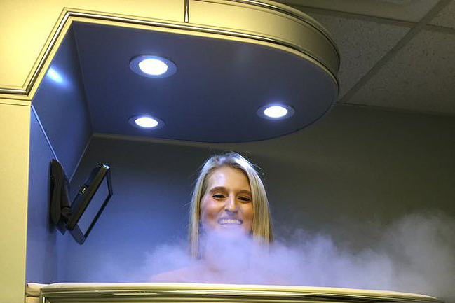 Cryotherapy for Arthritis | Cryotherapy Center